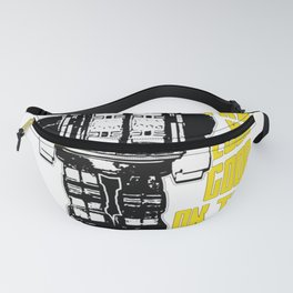 ARTIC MONKEYS I BET THAT YOU LOOK Fanny Pack