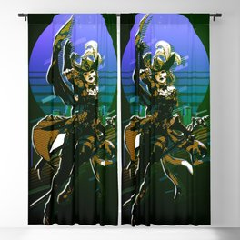 Final Fantasy Characters 3 Blackout Curtain