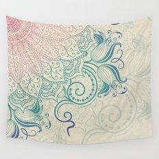 Mandala - Canvas Wall Tapestry