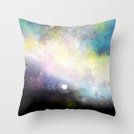 Nebula: Skyward Throw Pillow