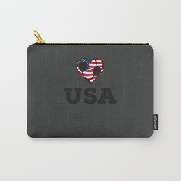 USA Soccer Shirt 2016 Carry-All Pouch