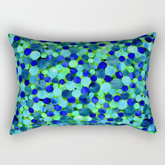 Confetti Pattern 05 Rectangular Pillow
