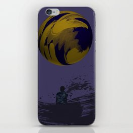 Planet iPhone Skin