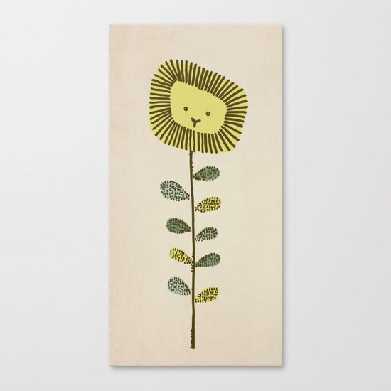 Dandy Canvas Print