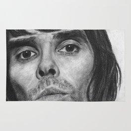 Ian Brown Pencil Drawing Rug