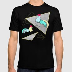 Coq français - French rooster Black MEDIUM Mens Fitted Tee