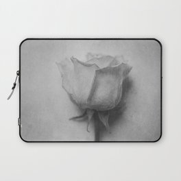 Single Rose Laptop Sleeve