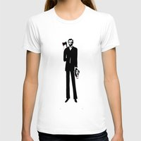 lincoln T-shirts featuring Abe Lincoln by virginia odien