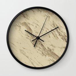 Desert Granite Wall Clock