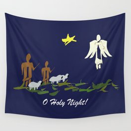 O Holy Night DP150903a Wall Tapestry