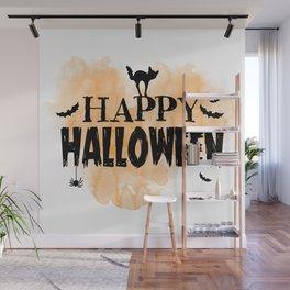 Happy Halloween | Spooky Wall Mural