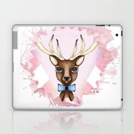 Pink Deer - Ciervo Rosa Laptop & iPad Skin