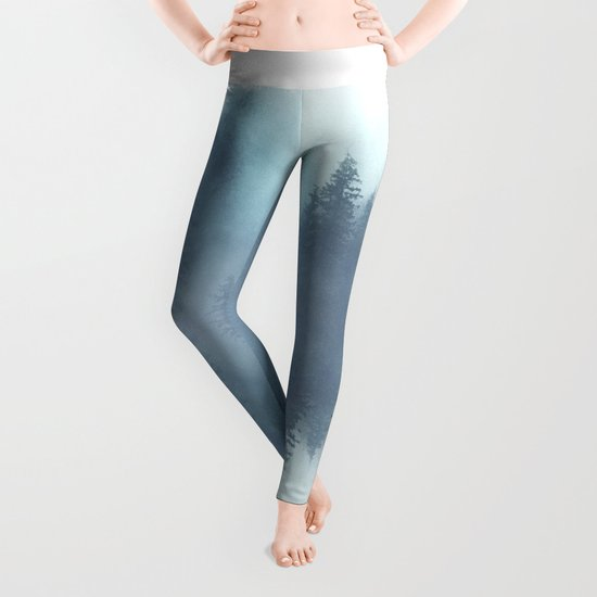 Forest Reflections Leggings