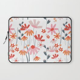 A Field of Flowers Laptop Sleeve
