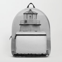The Grand Lighthouse - Hamptons Style Backpack