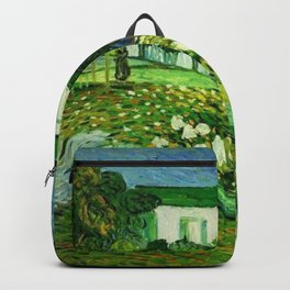 Daubigny's Garden by Vincent Van Gogh Backpack