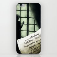 silent hill iPhone & iPod Skins featuring Waiting for you... - Silent Hill 2 by JeyJey Artworks