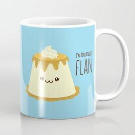 Biggest Flan Coffee Mug