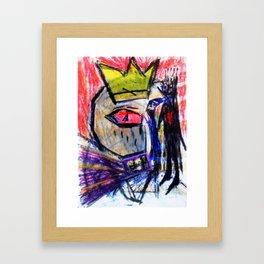 The Invincible Spirit Framed Art Print