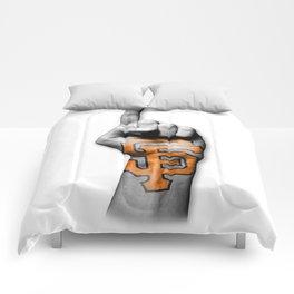 SF #1 Comforters