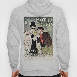 Mothu et Doria Hoody