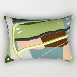 Infrastucture Rectangular Pillow