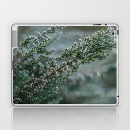 Frosted Heather Laptop & iPad Skin