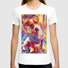 Jack Russell Terrier 3 T-shirt