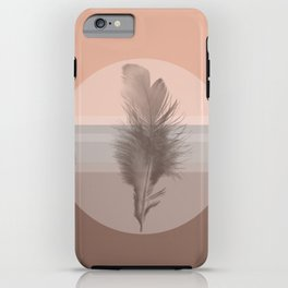 Choose to be HAPPY iPhone Case