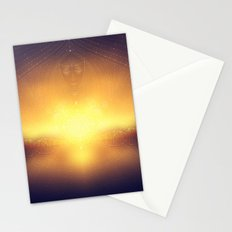 welcome to the dream gate. ayahuasca trip Stationery Cards