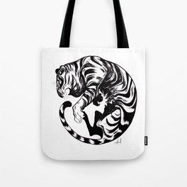 Tiger Day 2014 Tote Bag