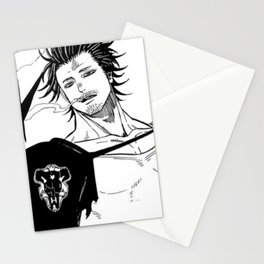 Captain Yami Simple Design Stationery Cards