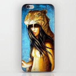 """Diana"" iPhone Skin"