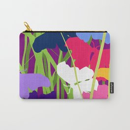 Butterfly Night Carry-All Pouch