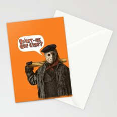 Psycho Killer Stationery Cards