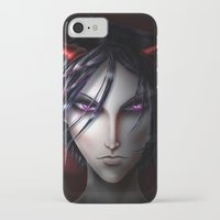 kuroshitsuji iPhone & iPod Cases featuring Devil's Day 2014 by Falln