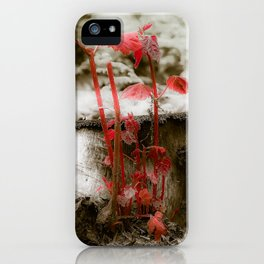 New Growth iPhone Case
