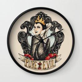 Evil Queen Wall Clock
