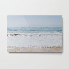 beach vibes xix / laguna beach, california Metal Print