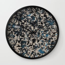 Lorne Splatter #6 Wall Clock