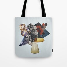 Everything we love is slowly becoming fiction Tote Bag