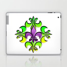 Five Nola Flowers Laptop & iPad Skin