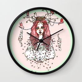 Lilian's Wall Clock