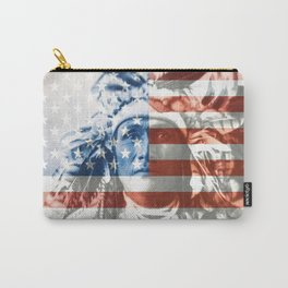 Native Americans in the United States Carry-All Pouch