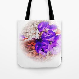 Rosen Rausch Tote Bag