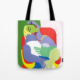 Picasso The Dream Tote Bag