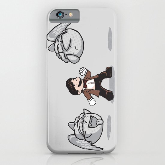 Weeping Boo's  iPhone & iPod Case