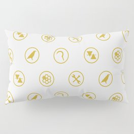 Guild Symbols Pillow Sham