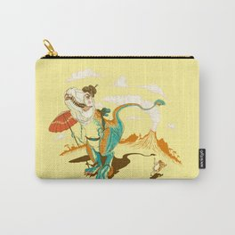 Amor Eterno Carry-All Pouch