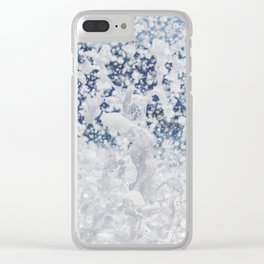 Super Splash 1 Clear iPhone Case